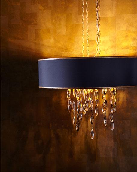 john richard collection black tie 11 light chandelier