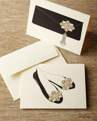 Glitz & Glam Notecards