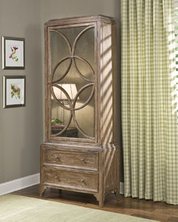 Ambella Marie MIrrored Cabinet