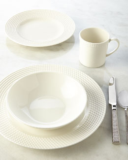Four-Piece Wickford Dinnerware Place Setting