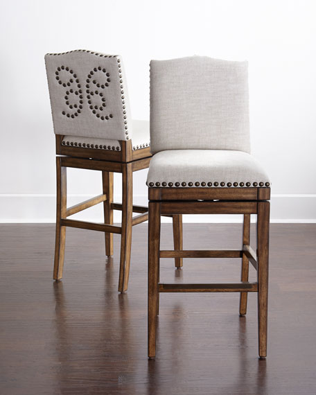 Shepard Swivel Counter Stool