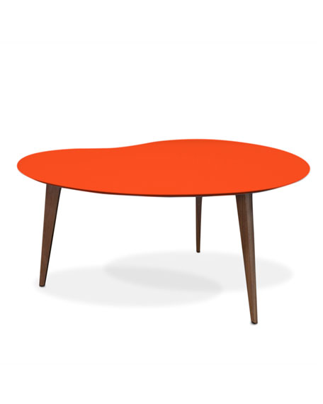 Jonathan adler okura kidney coffee table Jonathan adler coffee table