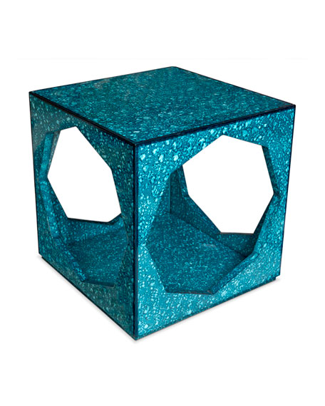 Toulouse Cube Side Table