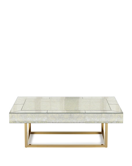 jonathan adler delphine coffee table. Black Bedroom Furniture Sets. Home Design Ideas