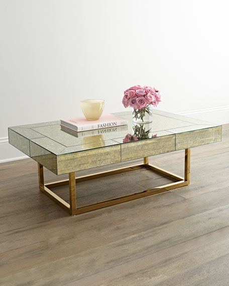Jonathan adler delphine coffee table Jonathan adler coffee table