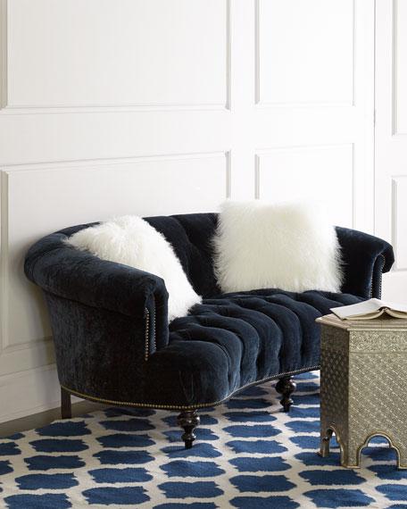 Blue Springs Sofa