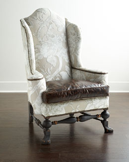 Old Hickory Tannery Vanessa Chair