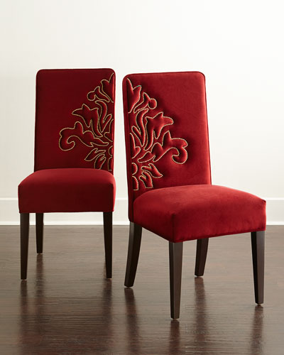 Miguel Dining Chairs  Coordinating Pair
