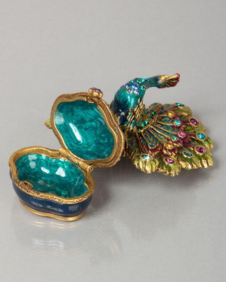 Spencer Peacock Box