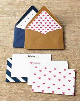 25 Children's Personalized Mini Notes