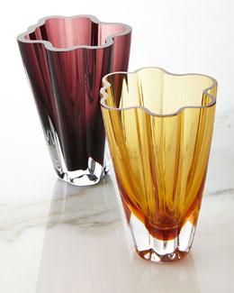 Rogaska Splash Mini Vase