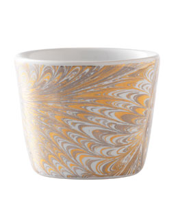 Firenze Marbleized Medici Candle