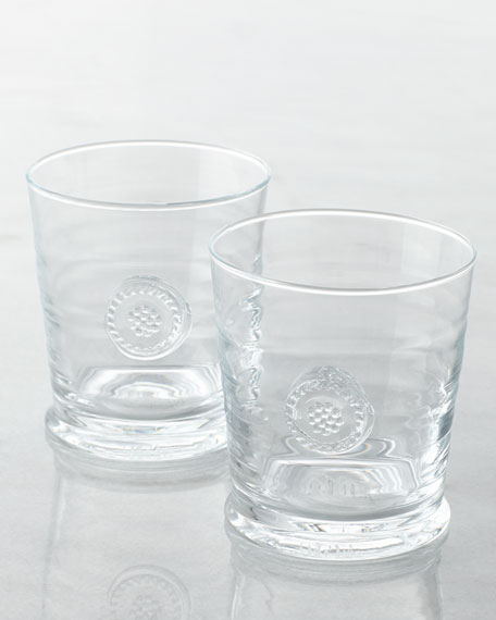 Berry & Thread Double Old-Fashioneds, Set of 2