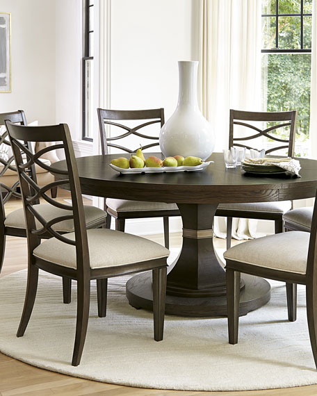 Lenore Pedestal Table