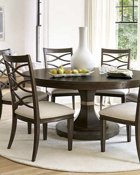 Lenore Pedestal Table