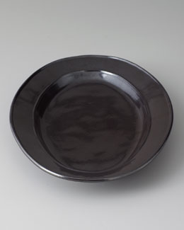"Juliska ""Pewter"" Medium Oval Platter"