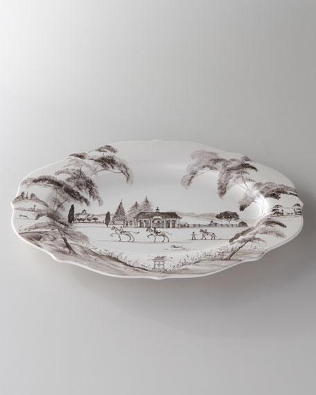 Country Estate Stable Medium Platter