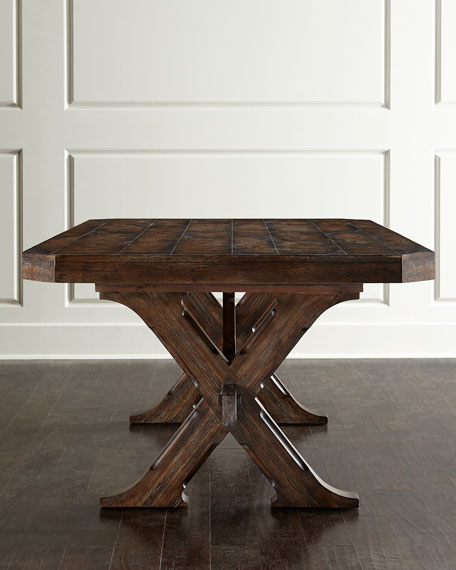 Hooker Furniture Vickery Trestle Dining Table