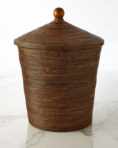 Lidded Hamper