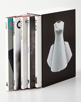 Fashion Memoire: Five-Book Slipcase Set