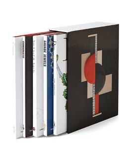 Jewelry Memoire: Five-Book Slipcase Set
