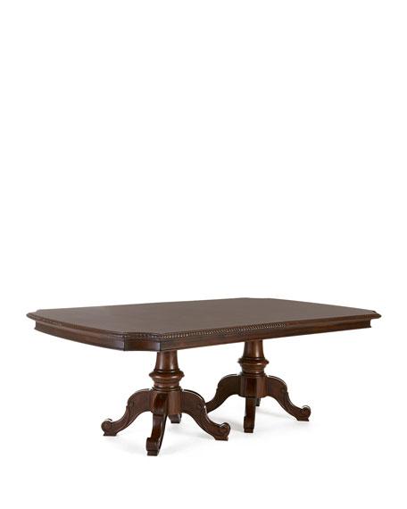 Carlisle Dining Table - Carlisle dining table