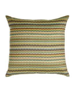 Nouveau Napa Rosita Stripe Outdoor Pillow