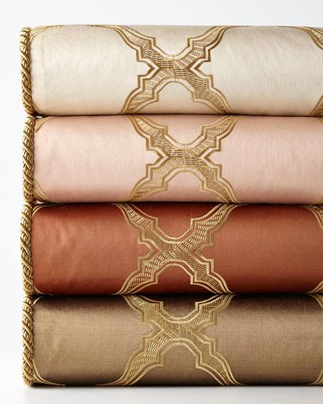Queen Versailles Duvet Cover