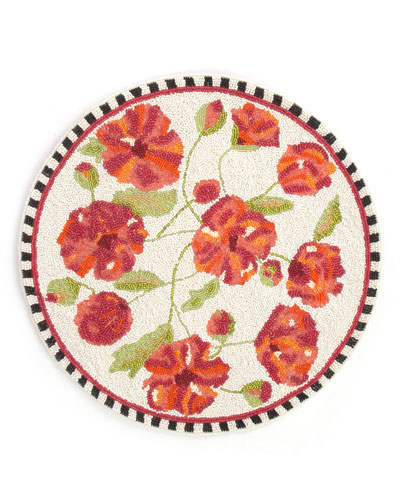 Trailing Flowers Placemat
