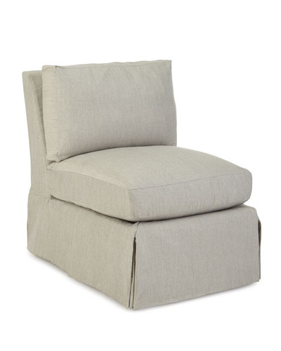 Harrison Vesper Outdoor Armless Chair