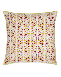 English Garden Bustan Pillow, 20