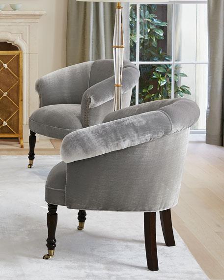 Silver Sausalito Chair