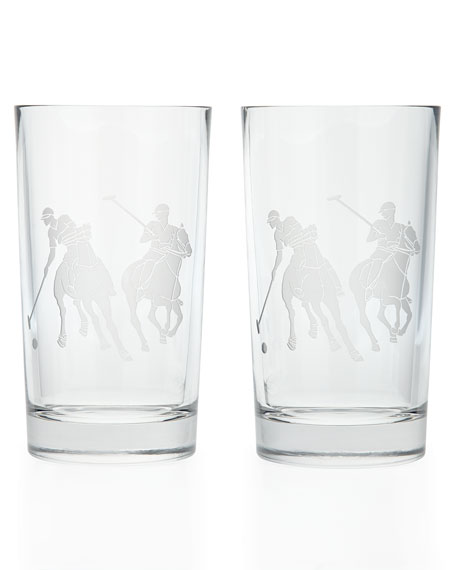 Ralph Lauren Home Two Garrett Highballs