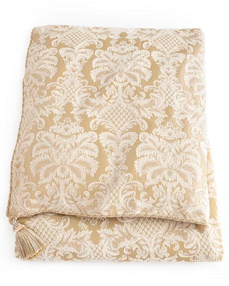 Meriemont King Floral Duvet Cover