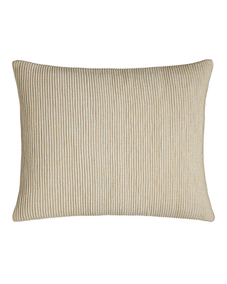 "Moonscape Corded Pillow, 16"" x 20"""