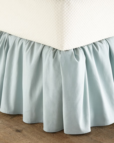 Rienzo Queen Dust Skirt