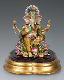Ganesha Ganesh Figurine
