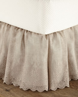 Queen Annabelle Dust Skirt