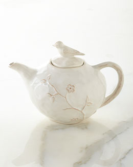 Bird on Branch Teapot