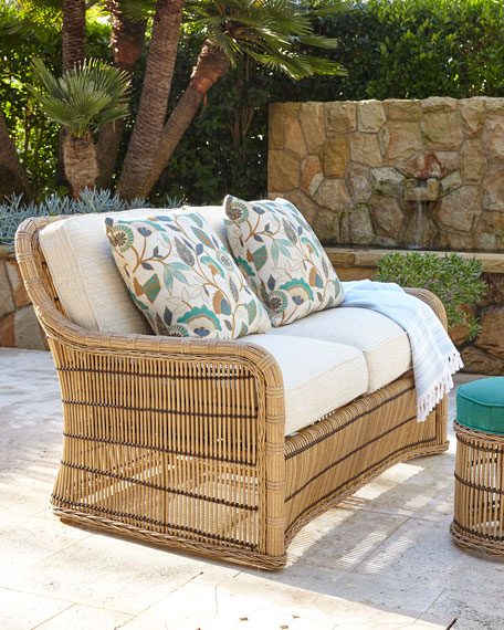 Rafter Outdoor Loveseat