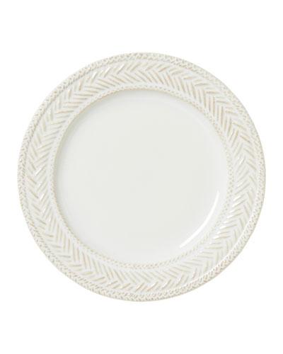 Le Panier Whitewash Side/Cocktail Plate