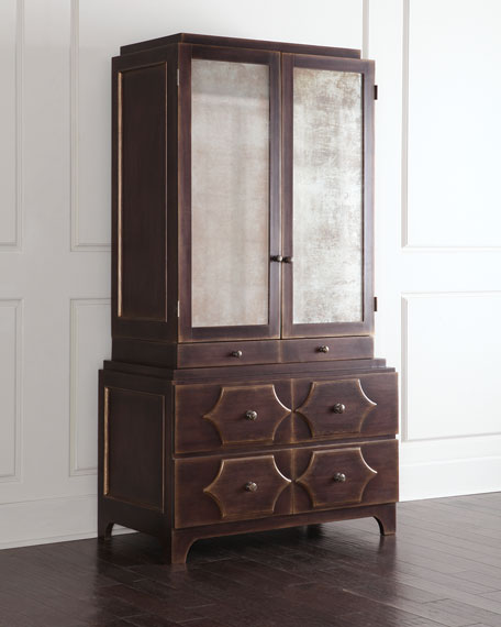 Cherry Laurel Armoire