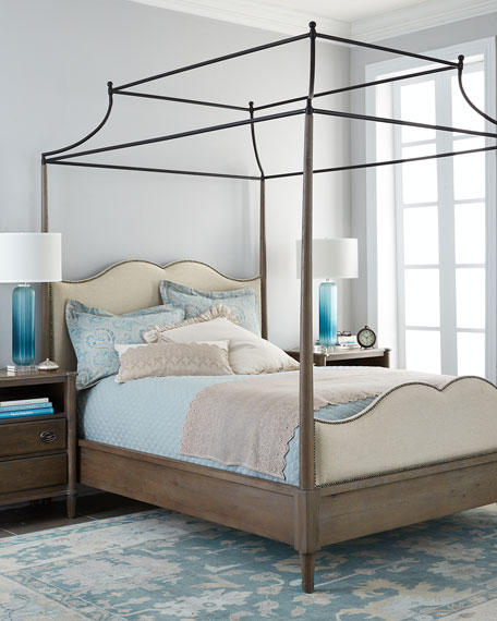 Adelaide Queen Canopy Bed