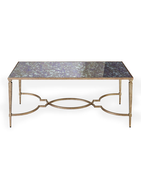 Kimbra Metal Coffee Table
