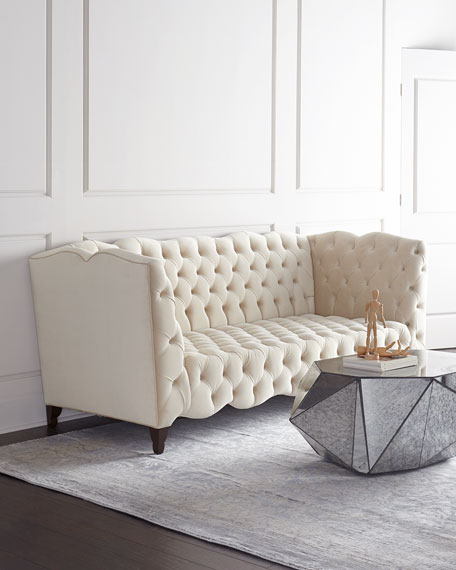 Haute House Cassie Tufted Sofa