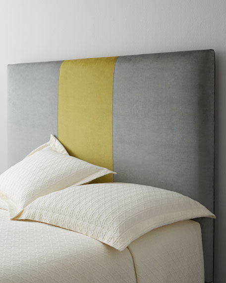 Presley King Headboard