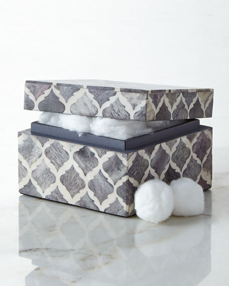 Marrakesh Cotton Box