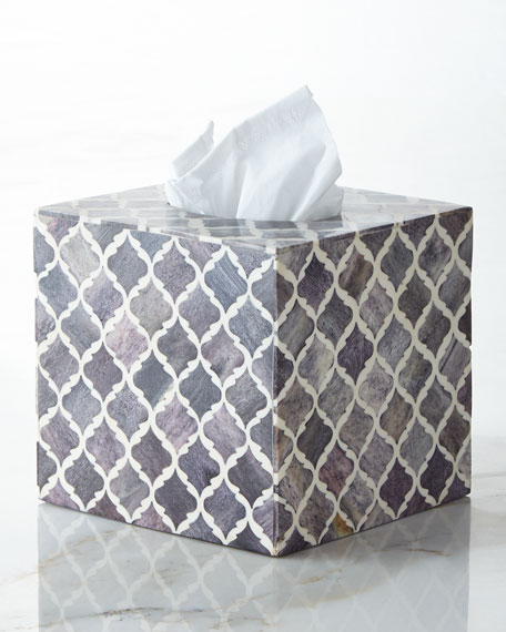 Kassatex Marrakesh Tissue Box Cover