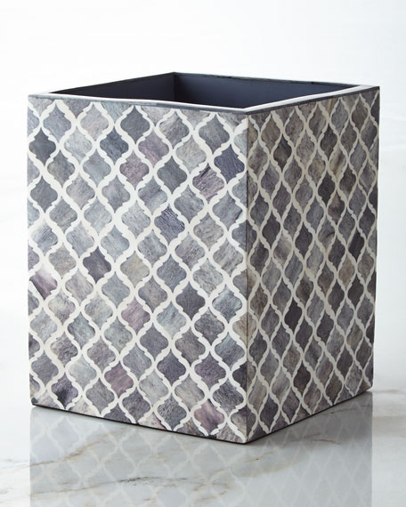 Marrakesh Wastebasket