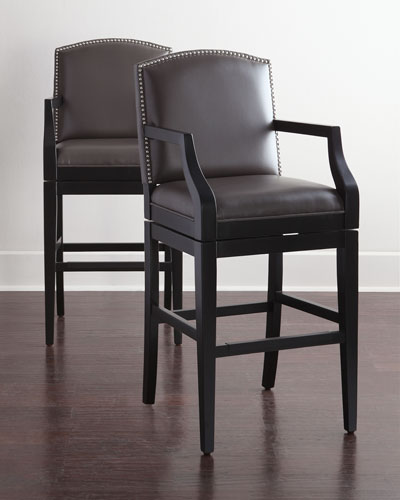 Aiden Swivel Barstool